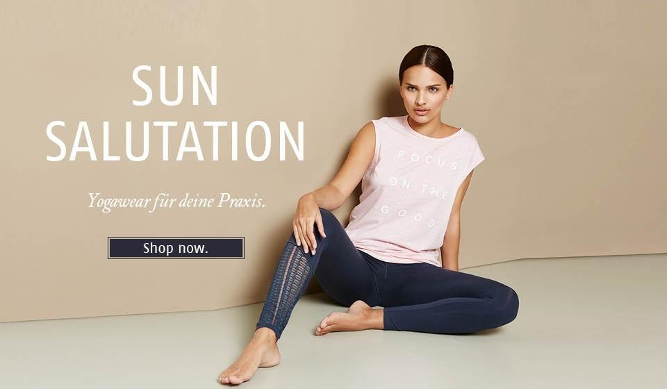 Yogawear für deine Praxis