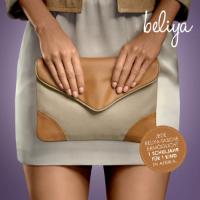 Die Love Clutch von Beliya ist dein stylischer Begleiter am Abend.