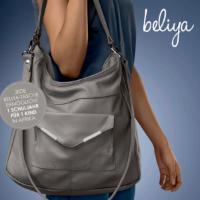 Die Promise Tasche ist dein treuer Begleiter im Alltag.