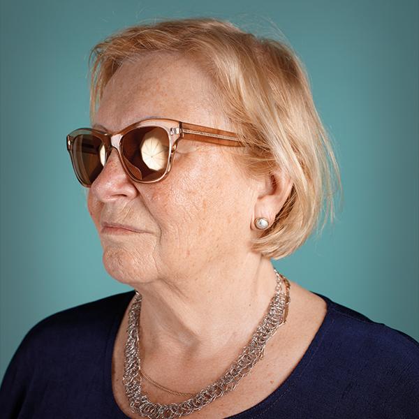 Häkeloma Frau Kluge