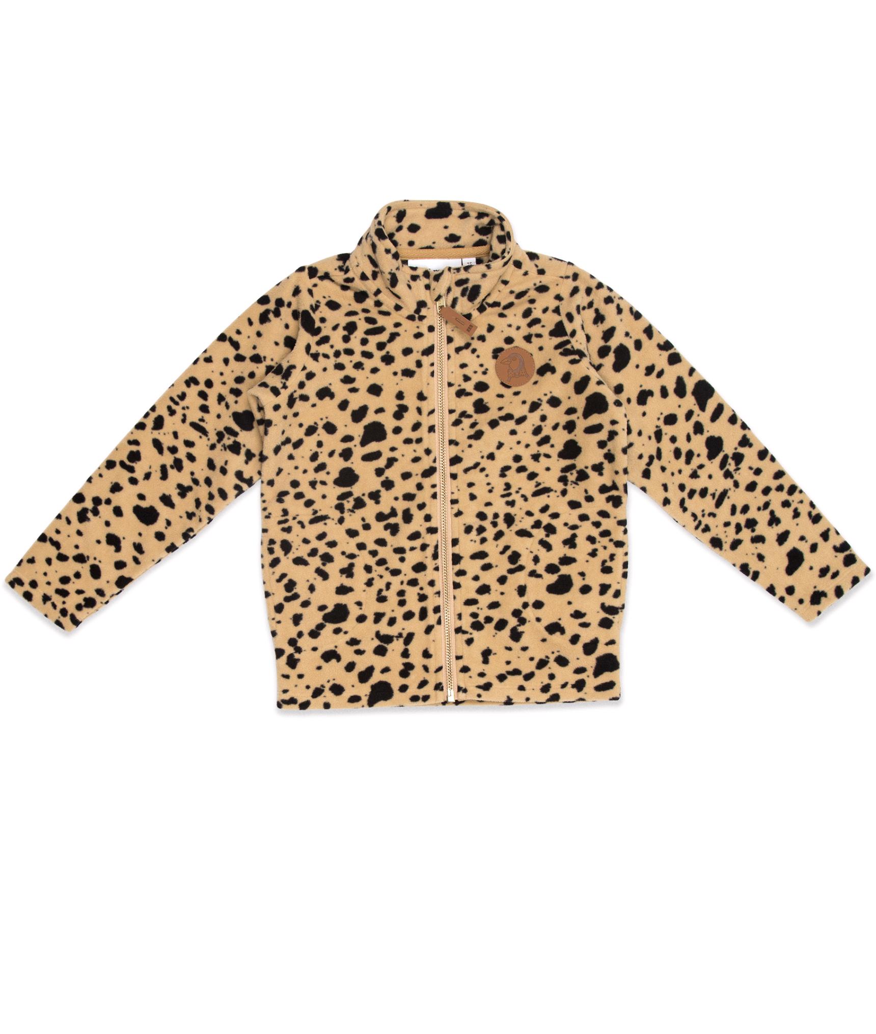 Mini Rodini Fleece Jacket glore